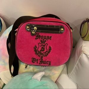 Juicy couture lunch box
